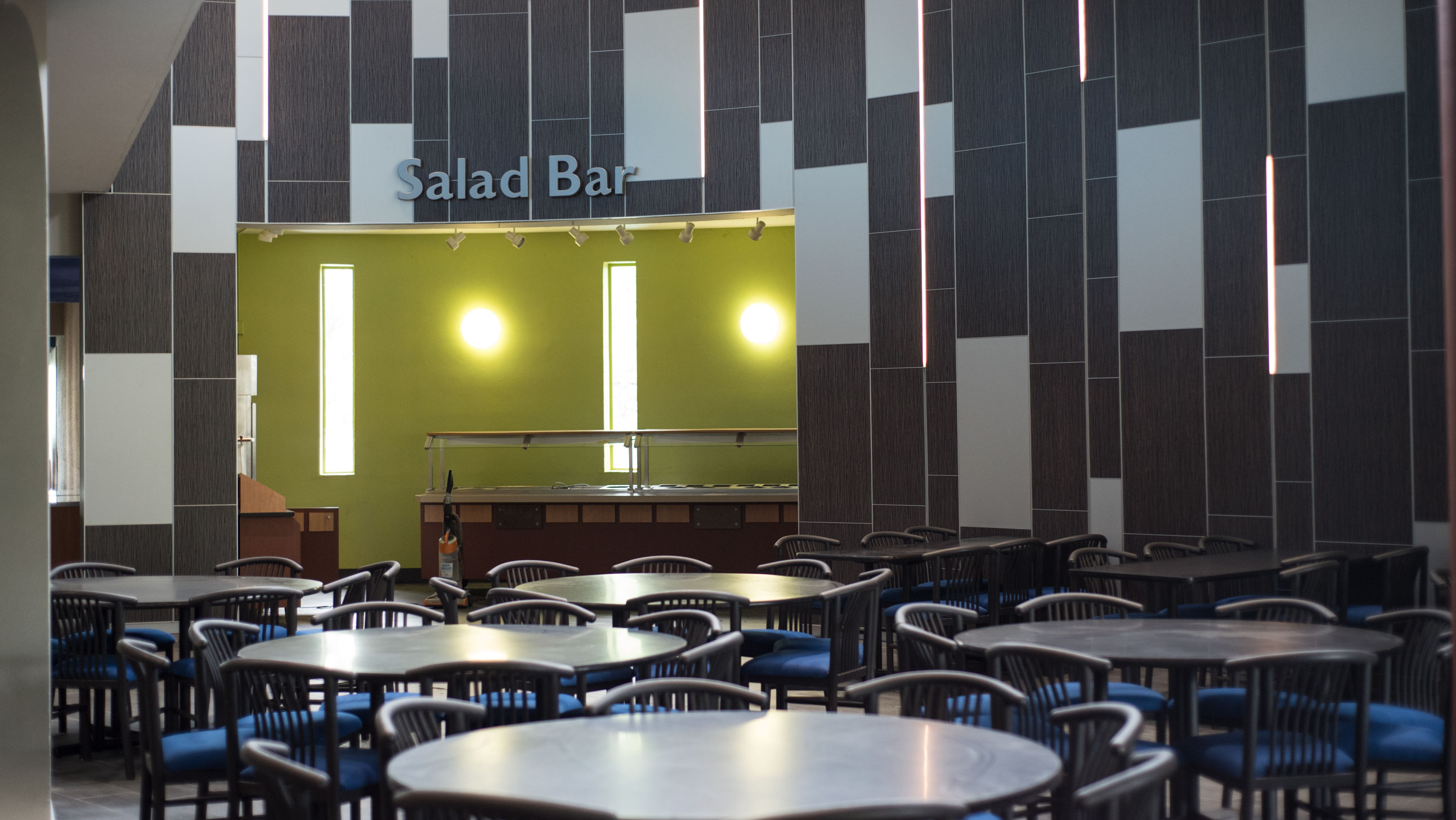 IC's Terrace Dining Hall debuts new look after renovations