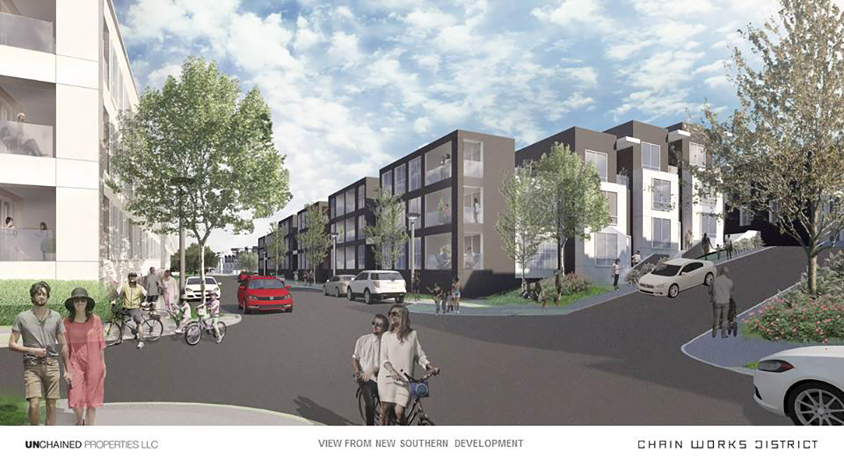 New development project could add retail near Ithaca College