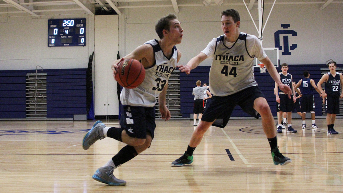 Youthful men's basketball team remains confident it can contend