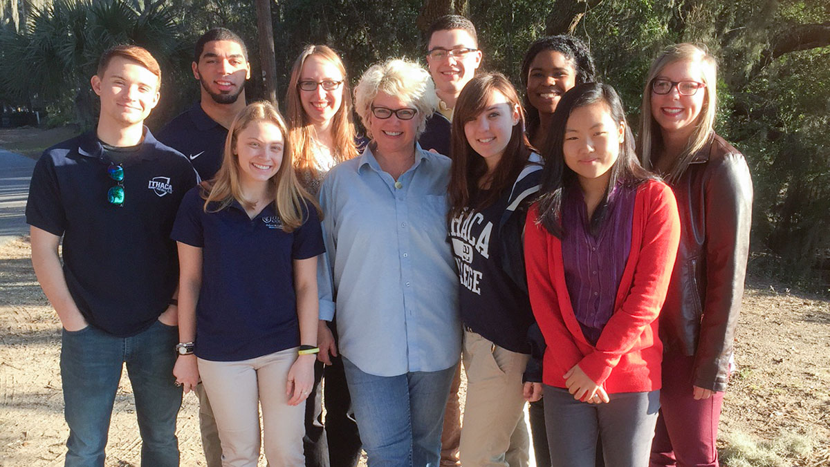IC students assist NBC with South Carolina primary coverage