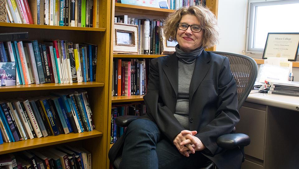 Ithaca College professor discusses role of new media
