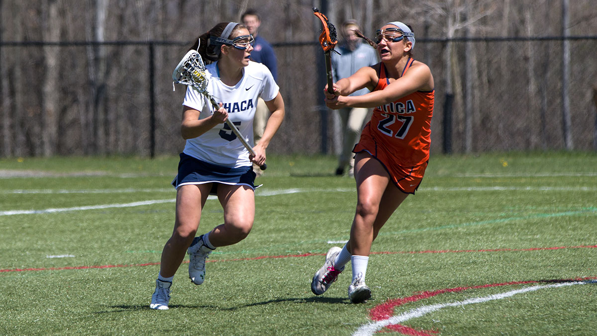 Women's lacrosse holds onto top spot in Empire 8