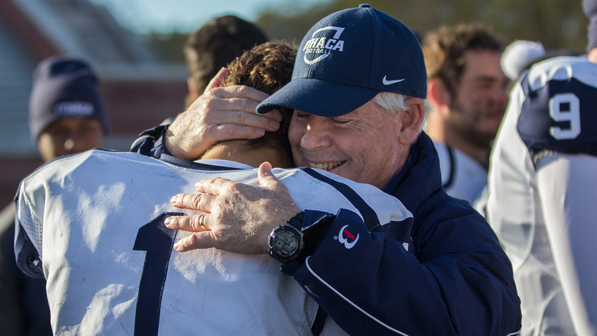 End of an era: Welch retires after 23 years as head coach