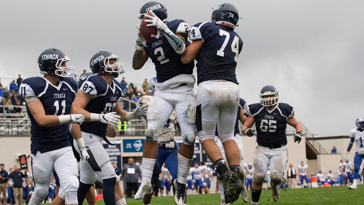Ithaca College athletics hires new football head coach