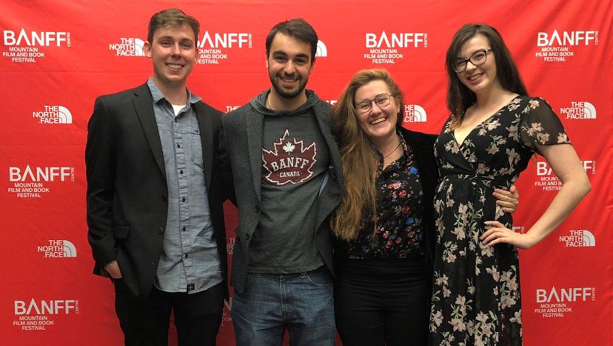 Student documentary shown at international film festival