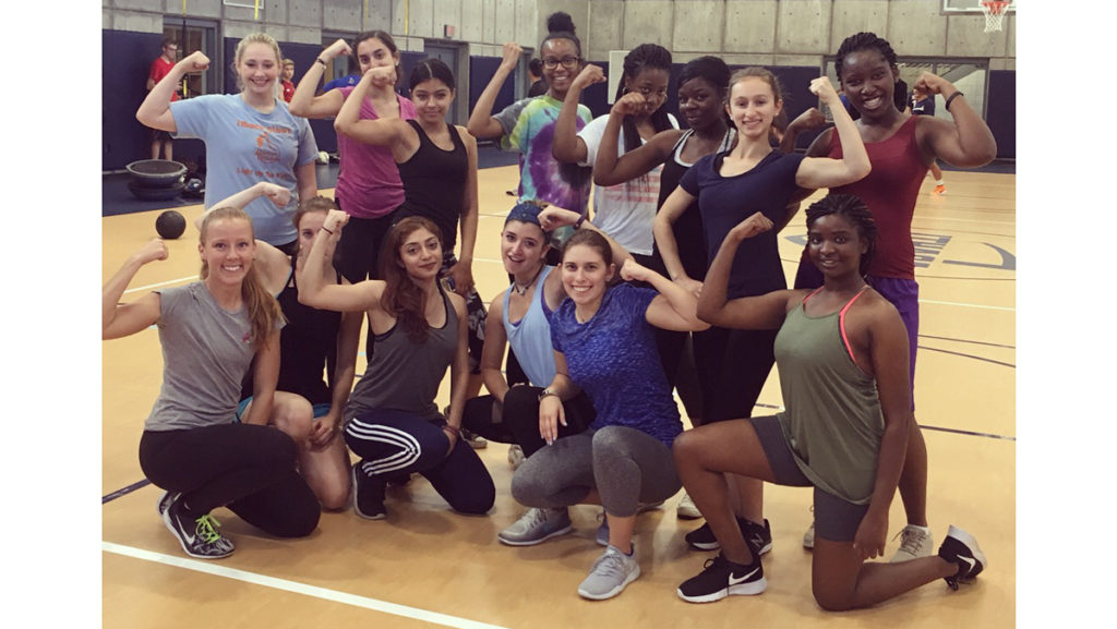 Club Focuses On Women Emment Through Health And Fitness The Ithacan