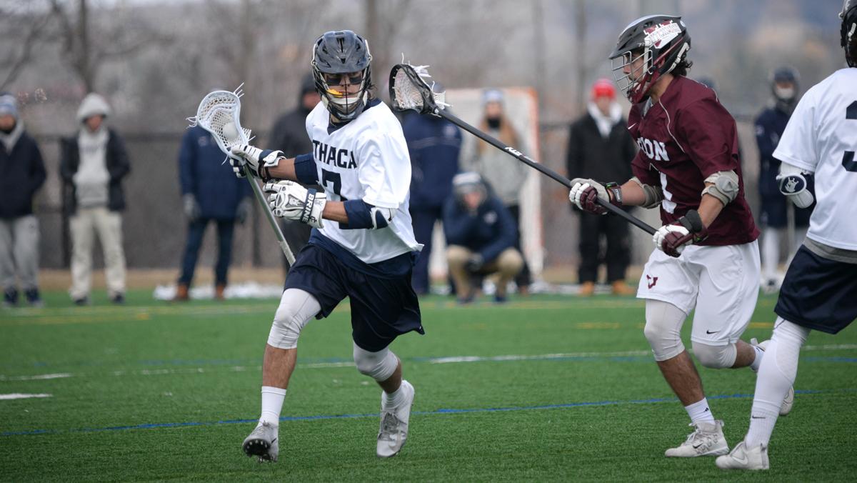 No. 19 men's lacrosse earns win on senior day