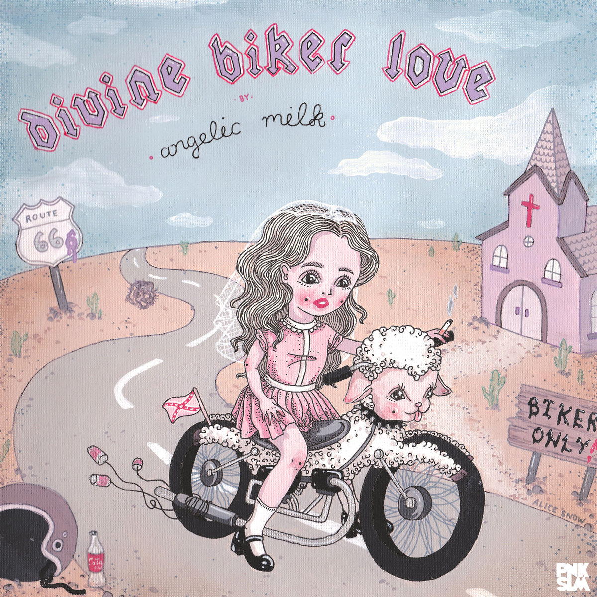 "Review: ""DIVINE BIKER LOVE"" is far from lovely"