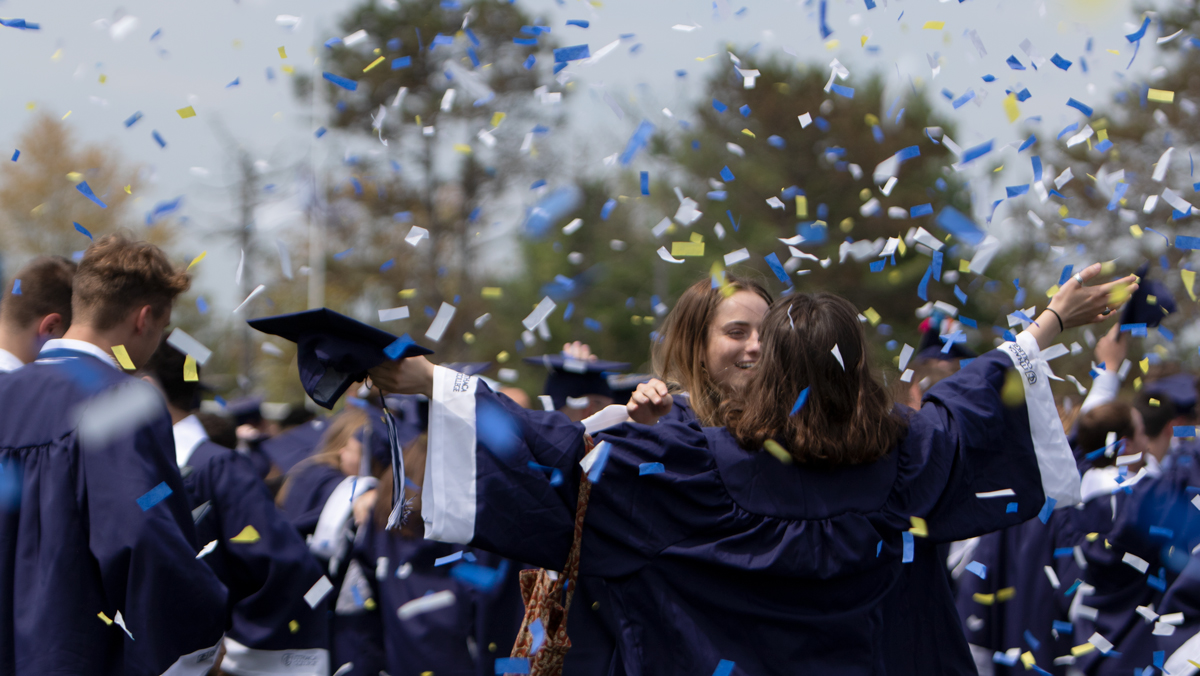 Ithaca College honors Class of 2019 at Commencement