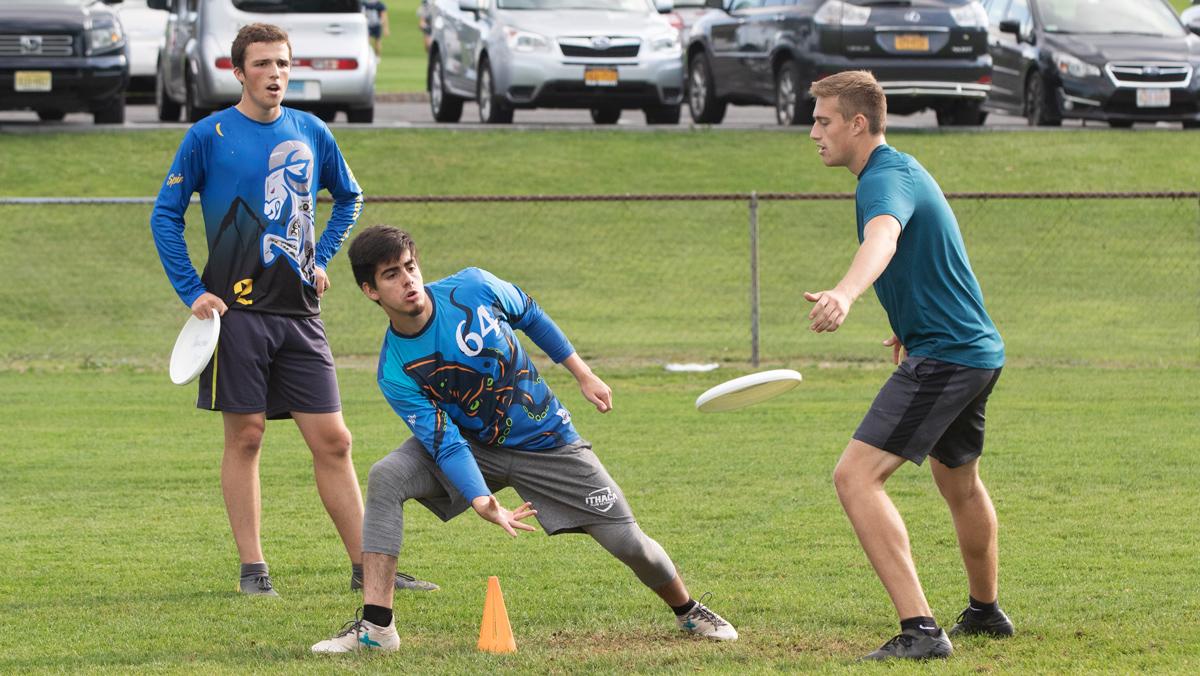 Best Frisbee Friends: Ultimate Frisbee teams embrace spirit of sport